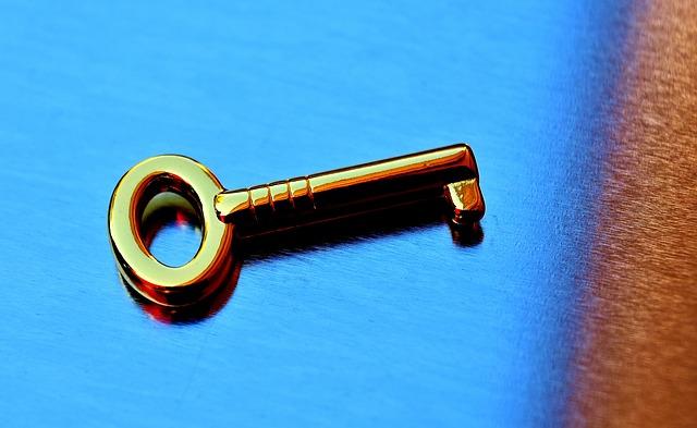 zlatý klíč