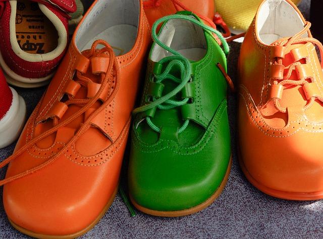 boty na tkaničky