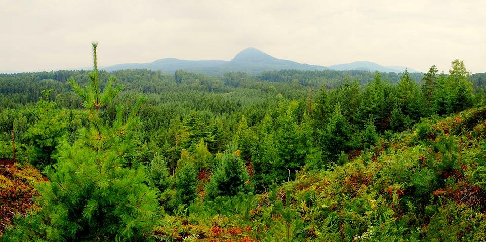 krajina Lužických hor