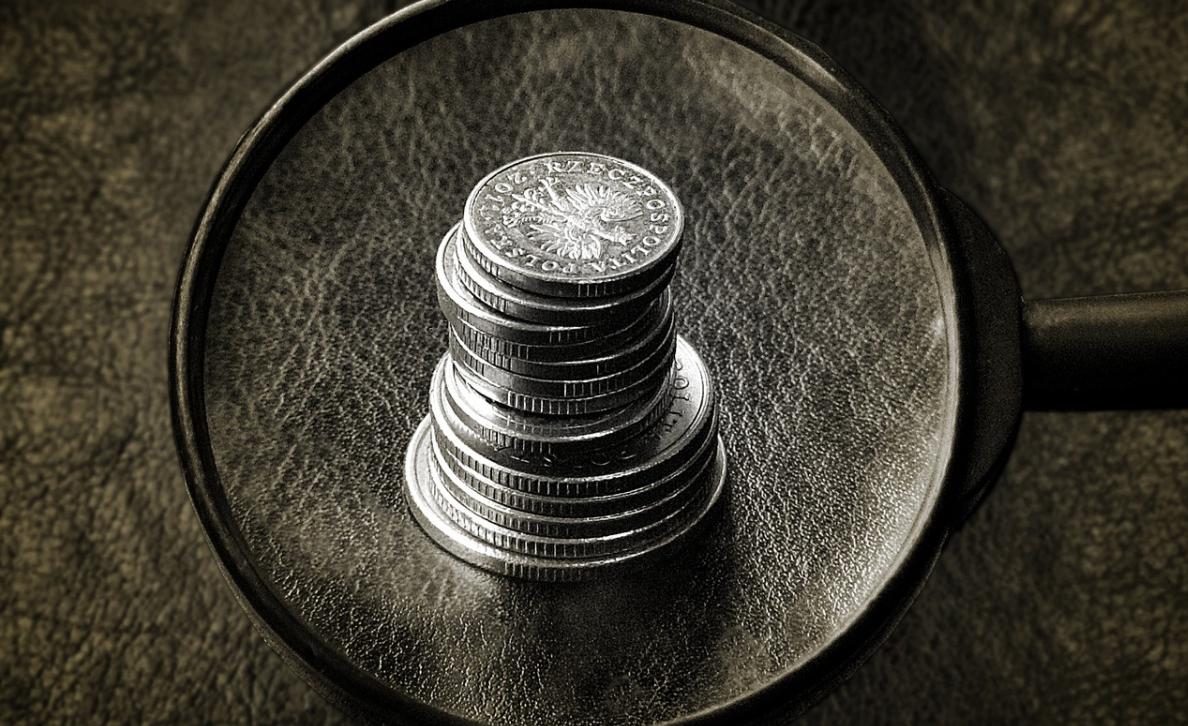 přiblížení peněz